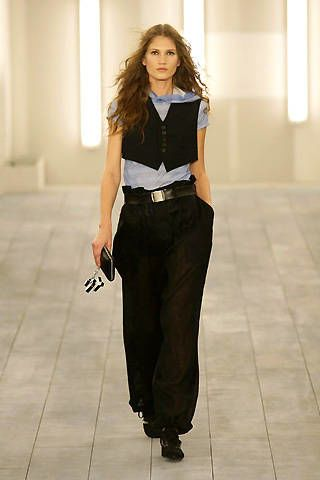 Y-3 Spring 2009 Ready-to-wear Collections - 002