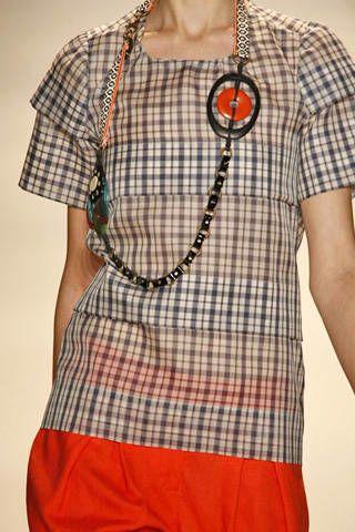 Lela Rose Spring 2009 Ready&#45&#x3B;to&#45&#x3B;wear Detail &#45&#x3B; 002