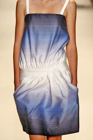 Lela Rose Spring 2009 Ready&#45&#x3B;to&#45&#x3B;wear Detail &#45&#x3B; 003