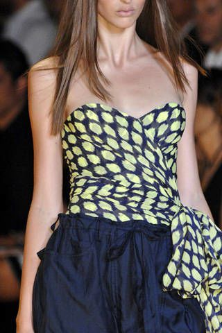 DKNY Spring 2009 Ready-to-wear Detail - 002