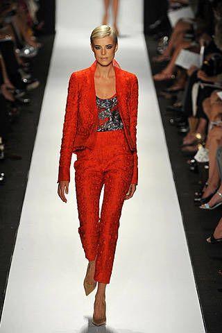 Carolina Herrera Spring 2009 Ready-to-wear Collections - 002