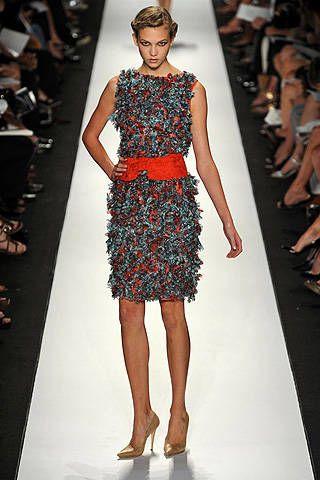 Carolina Herrera Spring 2009 Ready-to-wear Collections - 003