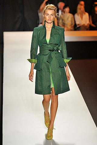 Isaac Mizrahi Spring 2009 Ready-to-wear Collections - 002