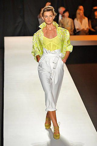 Isaac Mizrahi Spring 2009 Ready-to-wear Collections - 003