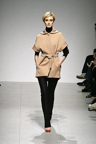 Martin Grant Fall 2008 Ready-to-wear Collections - 002