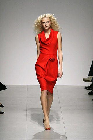 Martin Grant Fall 2008 Ready-to-wear Collections - 003
