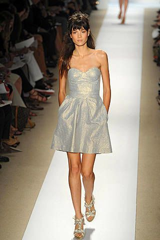 Peter Som Spring 2009 Ready-to-wear Collections - 003