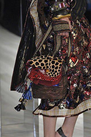 Marc Jacobs Spring 2009 Ready&#45&#x3B;to&#45&#x3B;wear Detail &#45&#x3B; 002