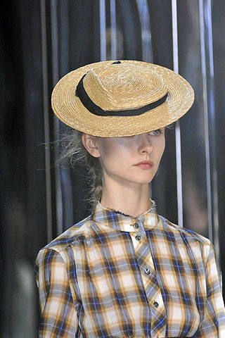Marc Jacobs Spring 2009 Ready-to-wear Detail - 003