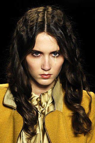 Nina Ricci Fall 2008 Ready-to-wear Detail - 002