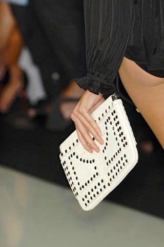 Diane von Furstenberg Spring 2009 Ready-to-wear Detail - 003