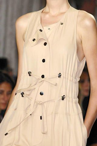 Derek Lam Spring 2009 Ready&#45&#x3B;to&#45&#x3B;wear Detail &#45&#x3B; 002