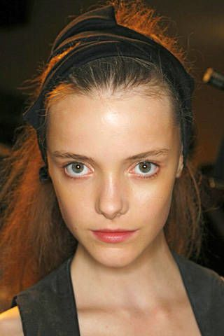 Marc by Marc Jacobs Spring 2009 Ready-to-wear Backstage - 003