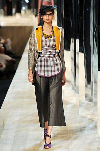 Marc Jacobs Spring 2009 Ready-to-wear Collections - 003