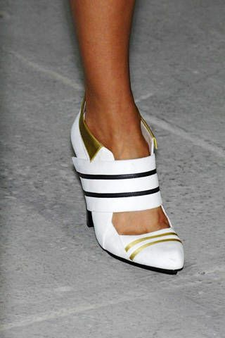 Jonathan Saunders Spring 2009 Ready-to-wear Detail - 003