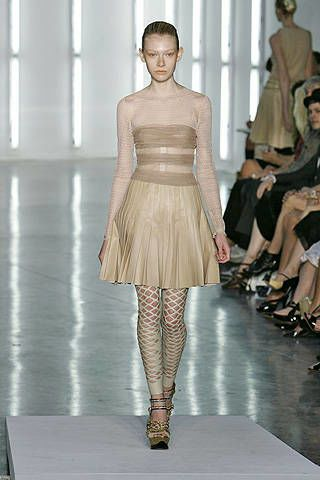 Rodarte Spring 2009 Ready-to-wear Collections - 002