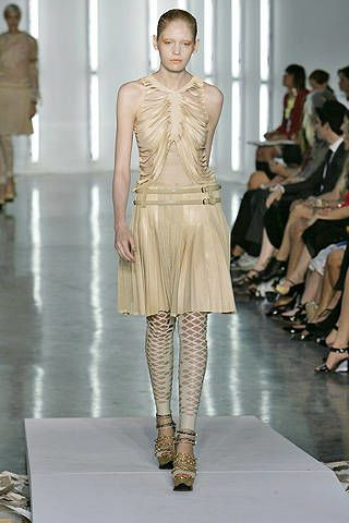 Rodarte Spring 2009 Ready-to-wear Collections - 003