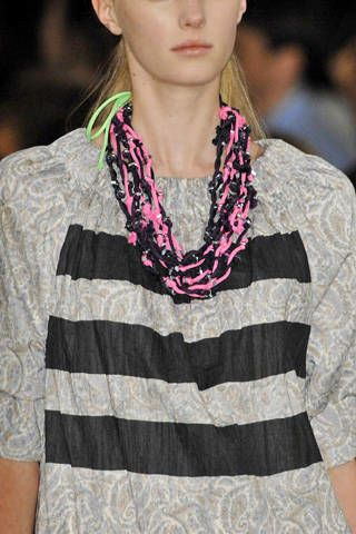 Marc by Marc Jacobs Spring 2009 Ready-to-wear Detail - 002
