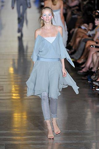 Jill Stuart Spring 2009 Ready-to-wear Collections - 003