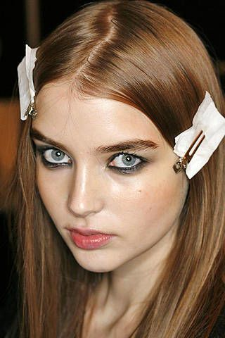 Matthew Williamson Spring 2009 Ready-to-wear Backstage - 003