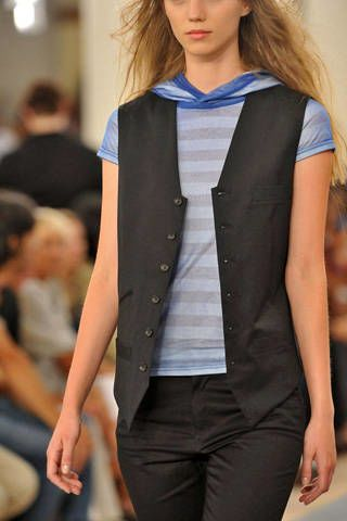 Y-3 Spring 2009 Ready-to-wear Detail - 002