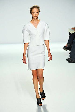 Narciso Rodriguez Spring 2009 Ready-to-wear Collections - 002
