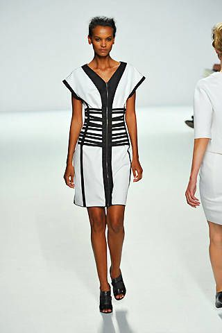 Narciso Rodriguez Spring 2009 Ready-to-wear Collections - 003