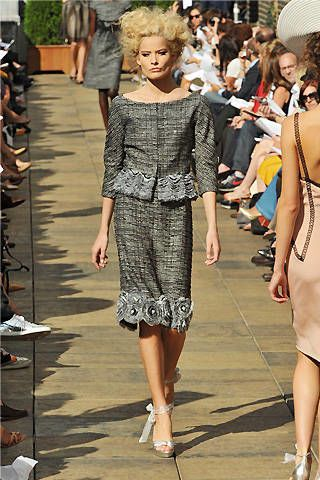 Douglas Hannant Spring 2009 Ready-to-wear Collections - 002