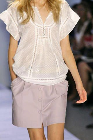 Rebecca Taylor Spring 2009 Ready-to-wear Detail - 003