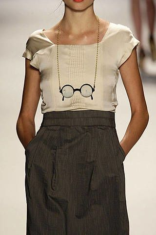 Twinkle by Wenlan Spring 2009 Ready-to-wear Detail - 002