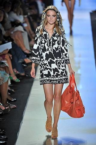 Diane von Furstenberg Spring 2009 Ready-to-wear Collections - 002