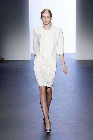 Calvin Klein Spring 2009 Ready-to-wear Collections - 002