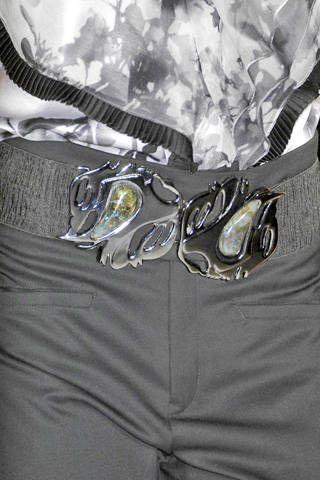 Douglas Hannant Spring 2009 Ready&#45&#x3B;to&#45&#x3B;wear Detail &#45&#x3B; 003