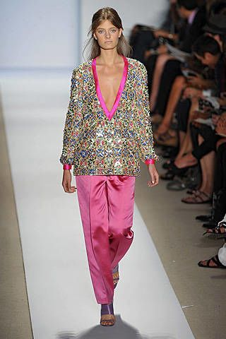 Reem Acra Spring 2009 Ready-to-wear Collections - 002