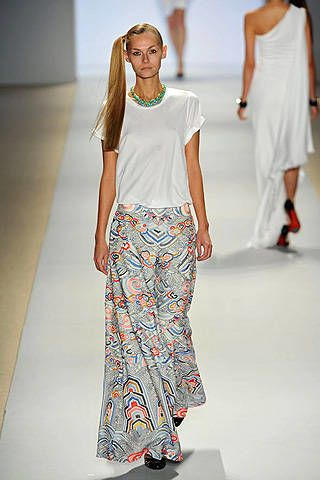 Naeem Khan Spring 2009 Ready-to-wear Collections - 002