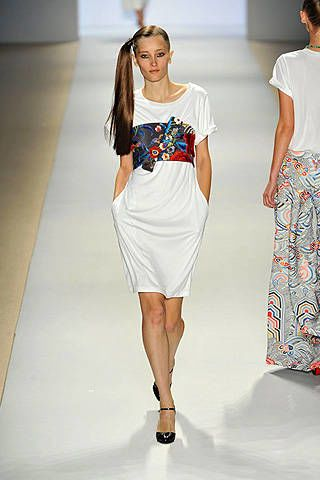 Naeem Khan Spring 2009 Ready-to-wear Collections - 003