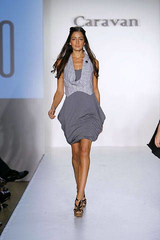 Caravan Spring 2009 Ready-to-wear Collections - 003