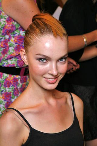 Erin Fetherston Spring 2009 Ready-to-wear Backstage - 002