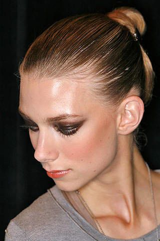 Marc Valvo Spring 2009 Ready-to-wear Backstage - 003