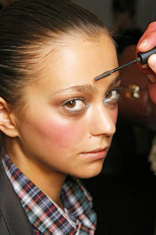 Behnaz Sarafpour Spring 2009 Ready-to-wear Backstage - 003