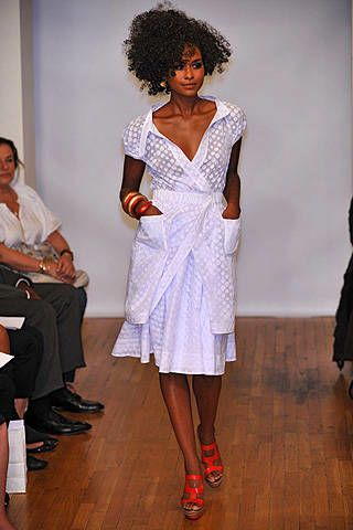 Stephen Burrows Spring 2009 Ready-to-wear Collections - 003