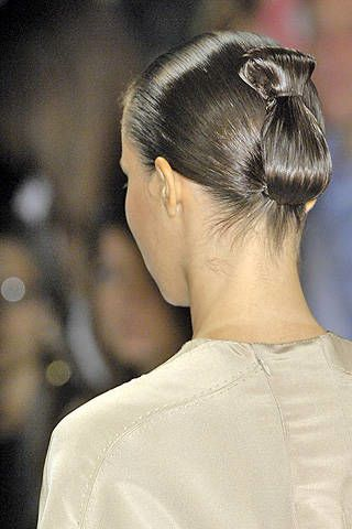 Chado Ralph Rucci Spring 2009 Ready-to-wear Detail - 002