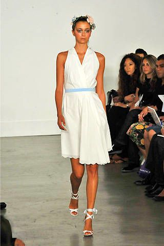Behnaz Sarafpour Spring 2009 Ready&#45&#x3B;to&#45&#x3B;wear Collections &#45&#x3B; 002
