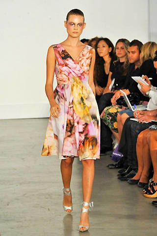 Behnaz Sarafpour Spring 2009 Ready&#45&#x3B;to&#45&#x3B;wear Collections &#45&#x3B; 003