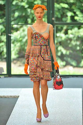 Luella Spring 2009 Ready-to-wear Collections - 003