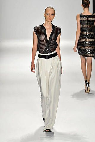 Carmen Marc Valvo Spring 2009 Ready-to-wear Collections - 002