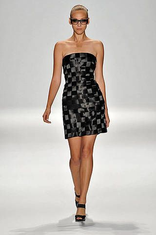 Carmen Marc Valvo Spring 2009 Ready-to-wear Collections - 003