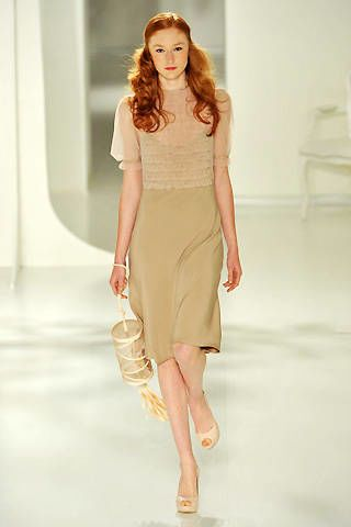 Jasper Conran Spring 2009 Ready-to-wear Collections - 002
