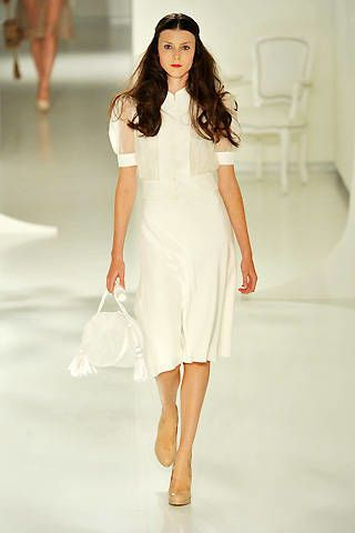 Jasper Conran Spring 2009 Ready-to-wear Collections - 003
