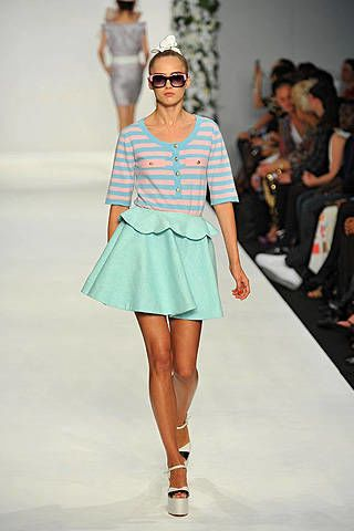 PPQ Spring 2009 Ready-to-wear Collections - 003